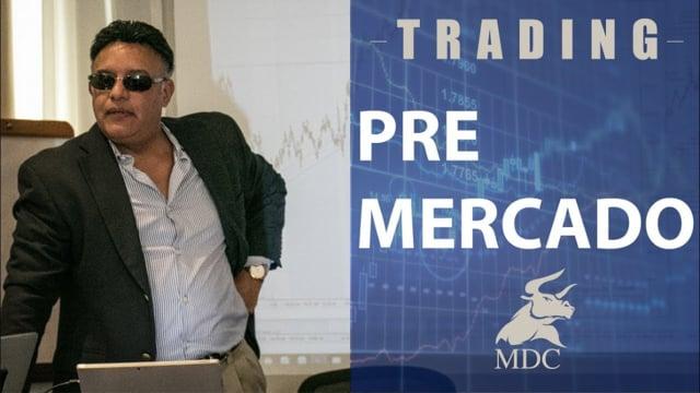 TRADING Analisis Pre mercado 13 Julio 2018 – Today's Pre-Market Forecast 13 July 2018 by Manny Cabrera