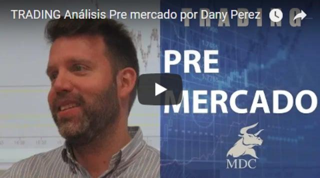 Trading análisis pre-mercado Julio 24 2018