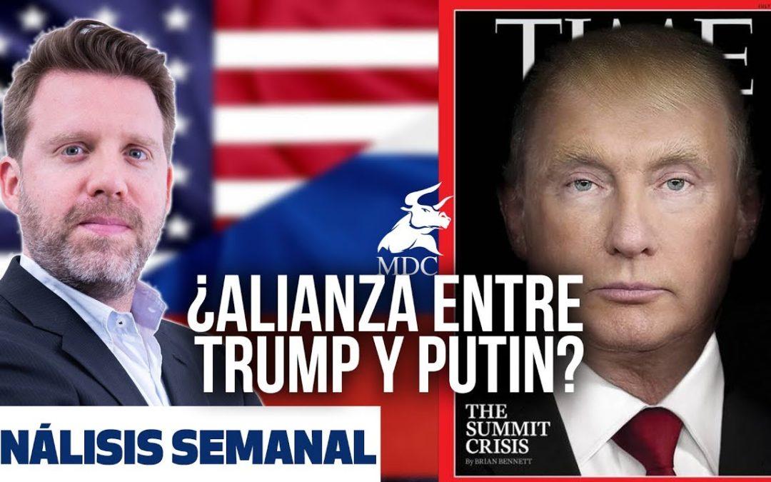 ¿Alianza entre Trump y Putin?