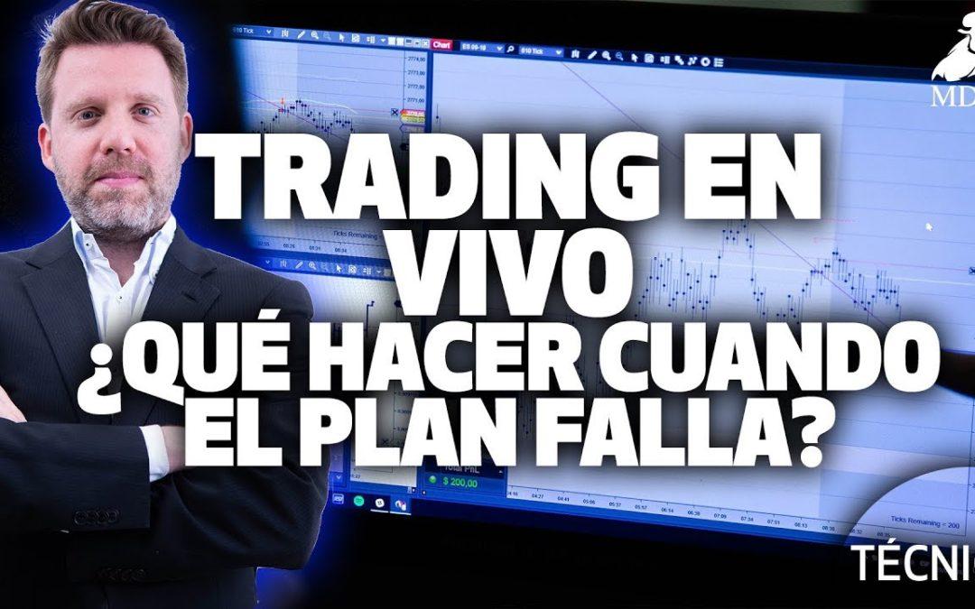 Trading de futuros en vivo