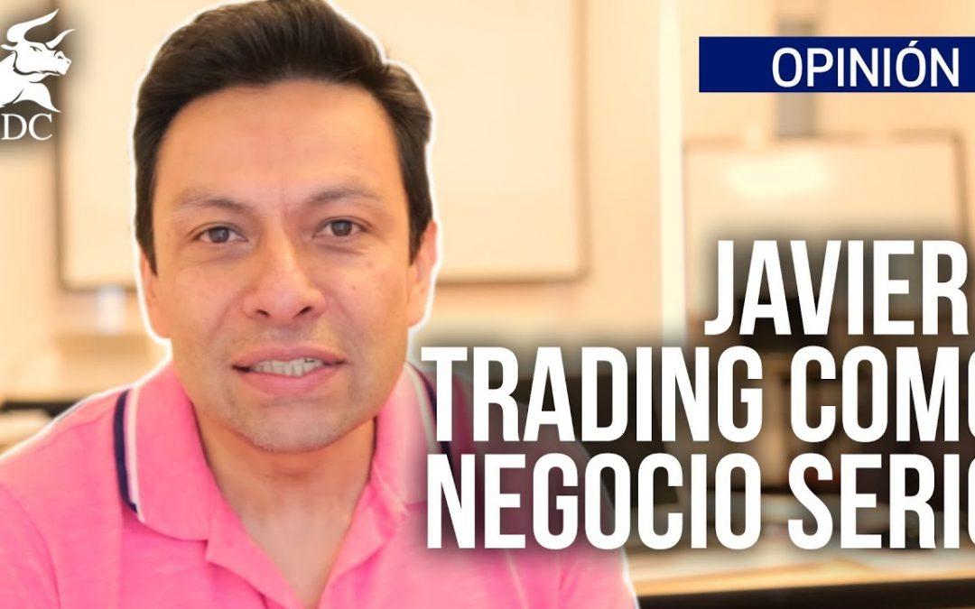 Opinión de Javier sobre MDC Trading Academy
