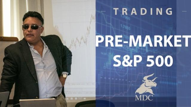 Pronóstico del pre-mercado con Manny D Cabrer
