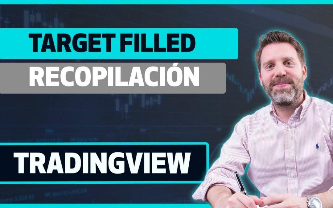Target filled recopilación por Dany Perez Trader