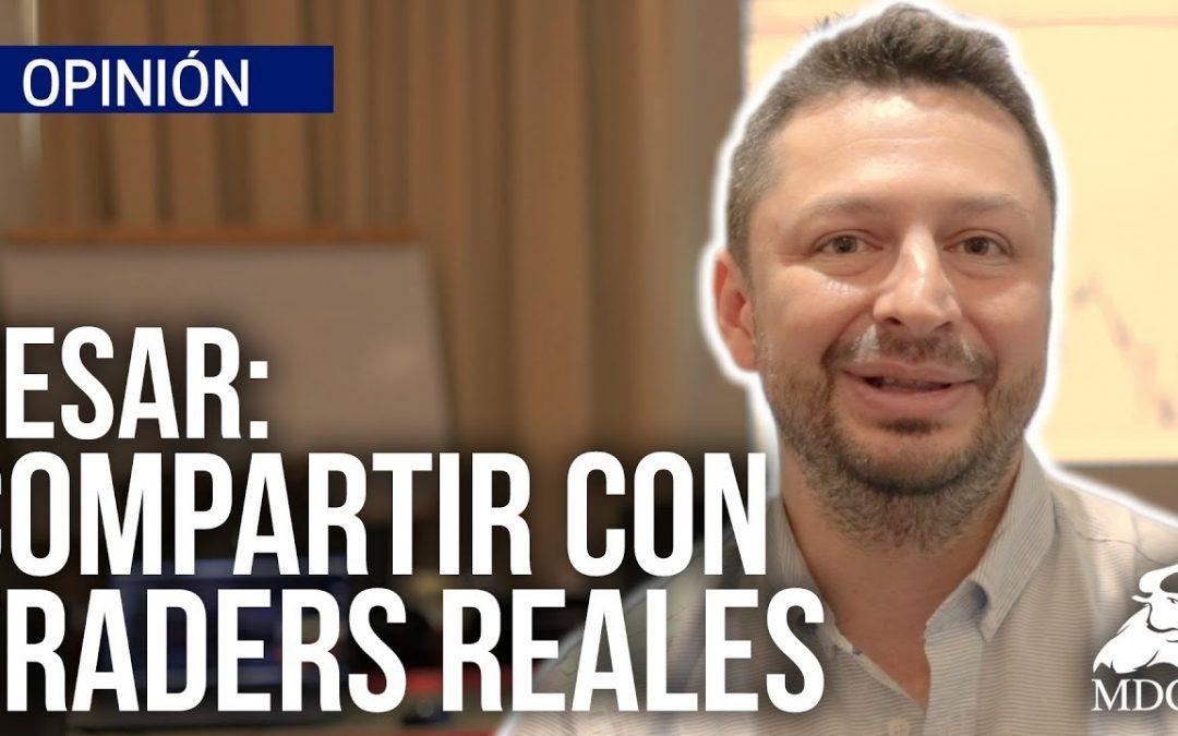 Trader de San José Costa Rica: Cesar y su opinión de MDC Trading Academy