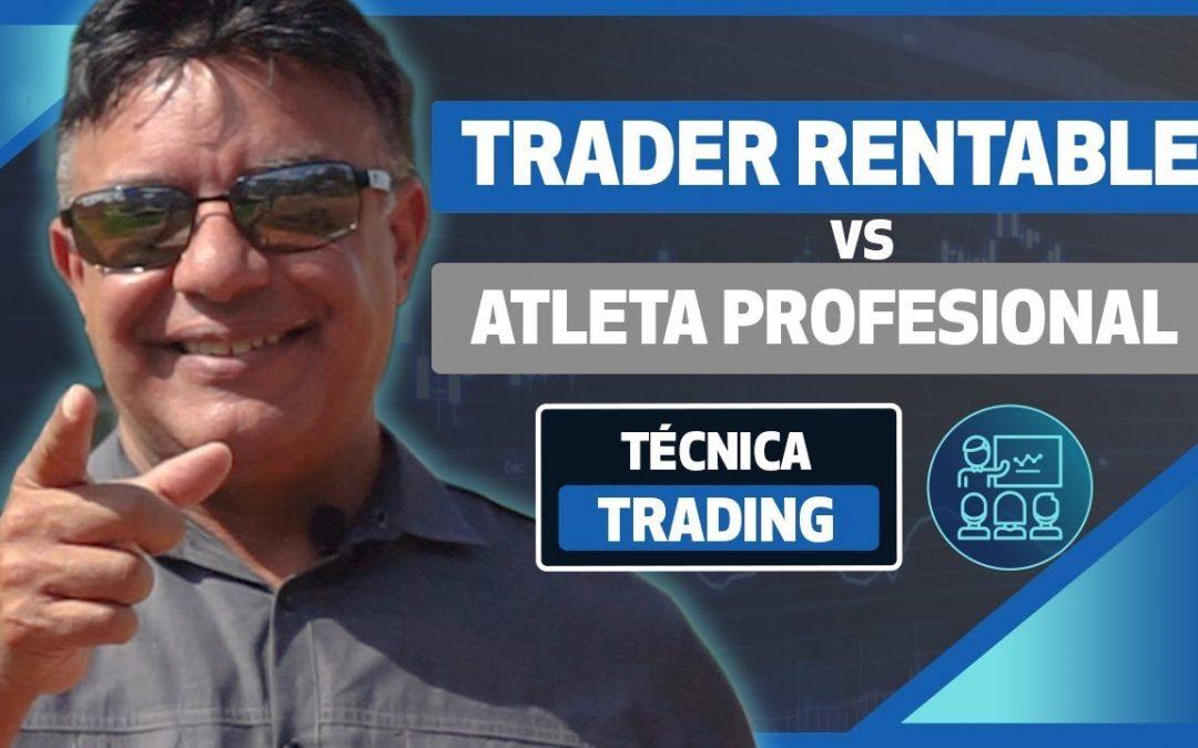 Trader profesionales vs deportistas profesionales