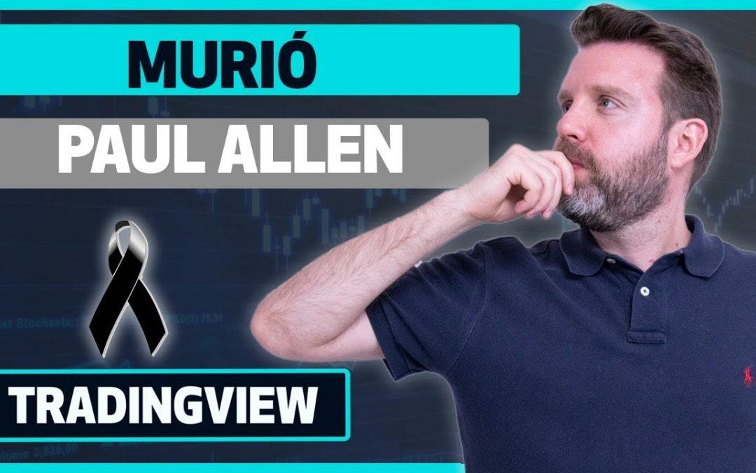 Murió Paul Allen