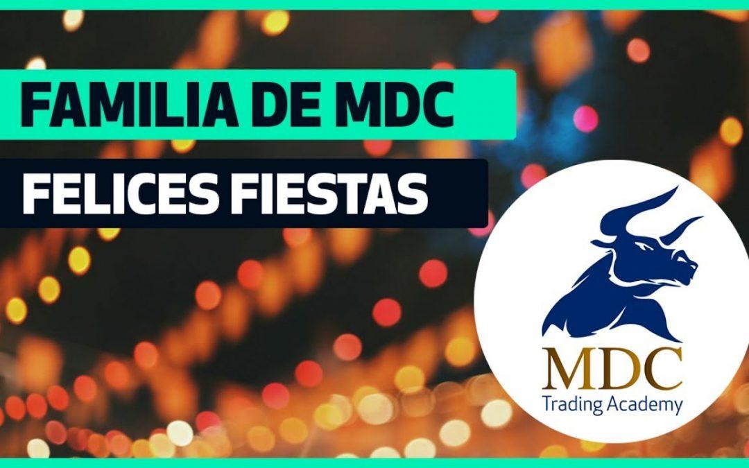 Familia MDC felices fiestas y un próspero 2019