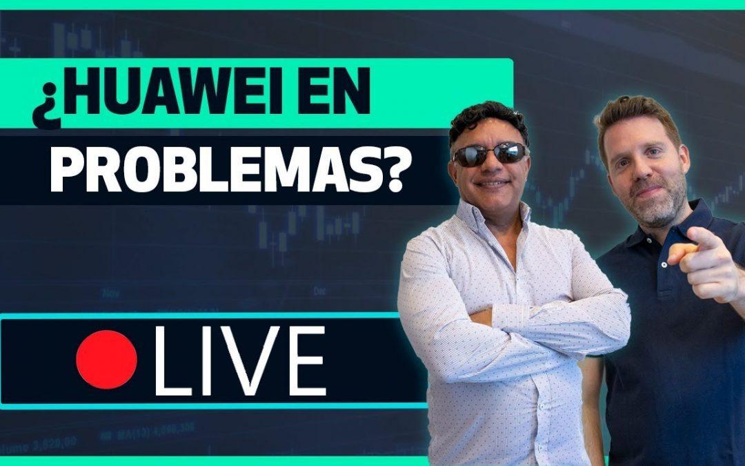 ¿Huawei en Problemas?