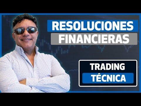 Resoluciones para el 2019 | Módulo financiero