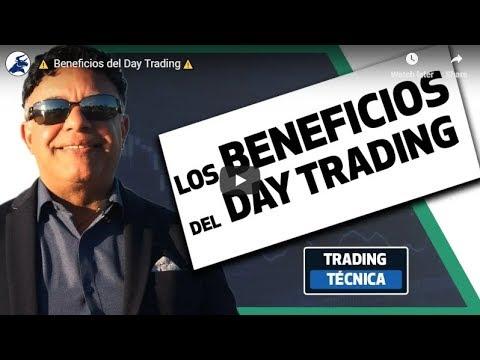¿Cuanto gana un Day Trader? Trading en Vivo