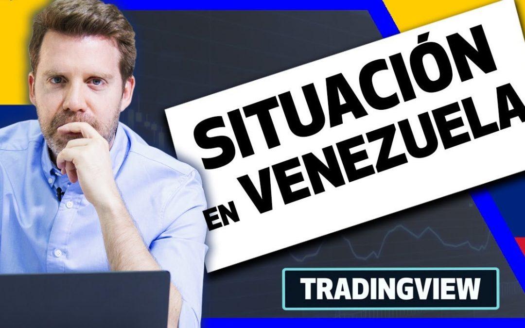 Dany Perez, situación de Venezuela