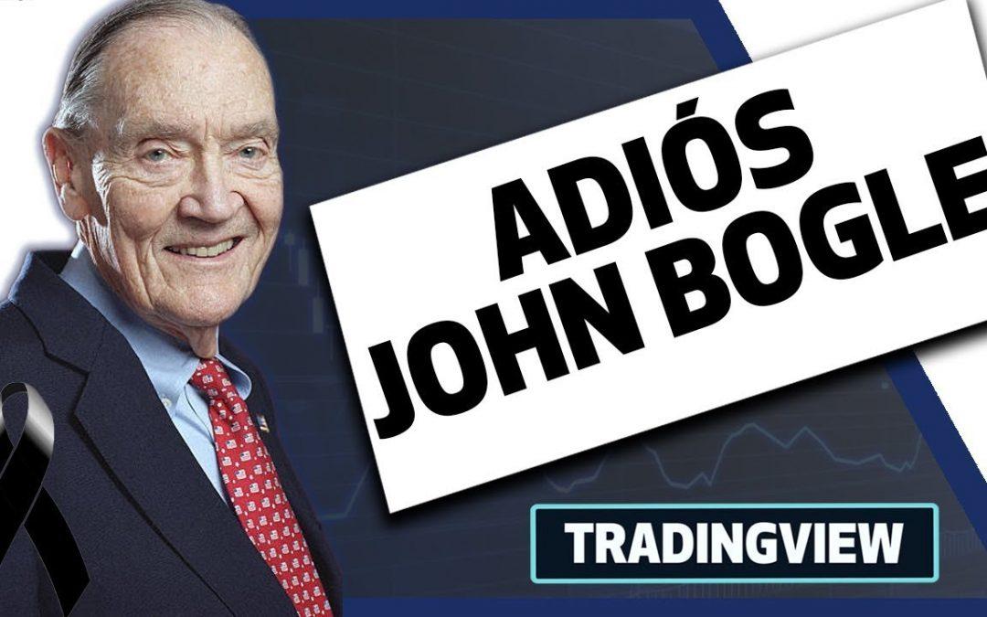 Murió John Bogle