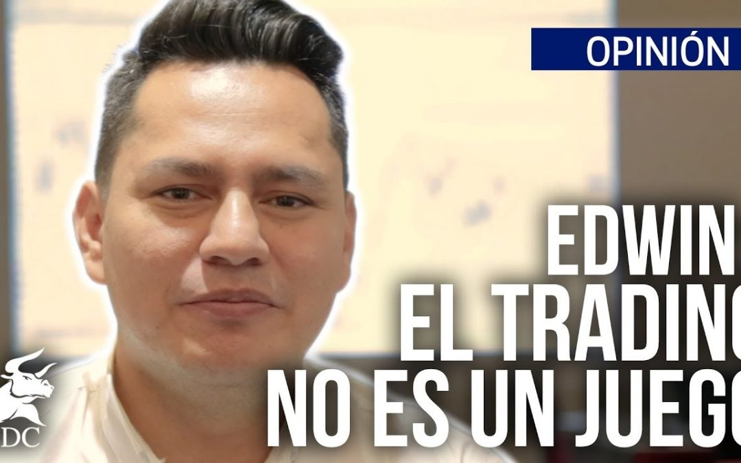 Trader de los Llanos Orientales, Colombia: Edwin