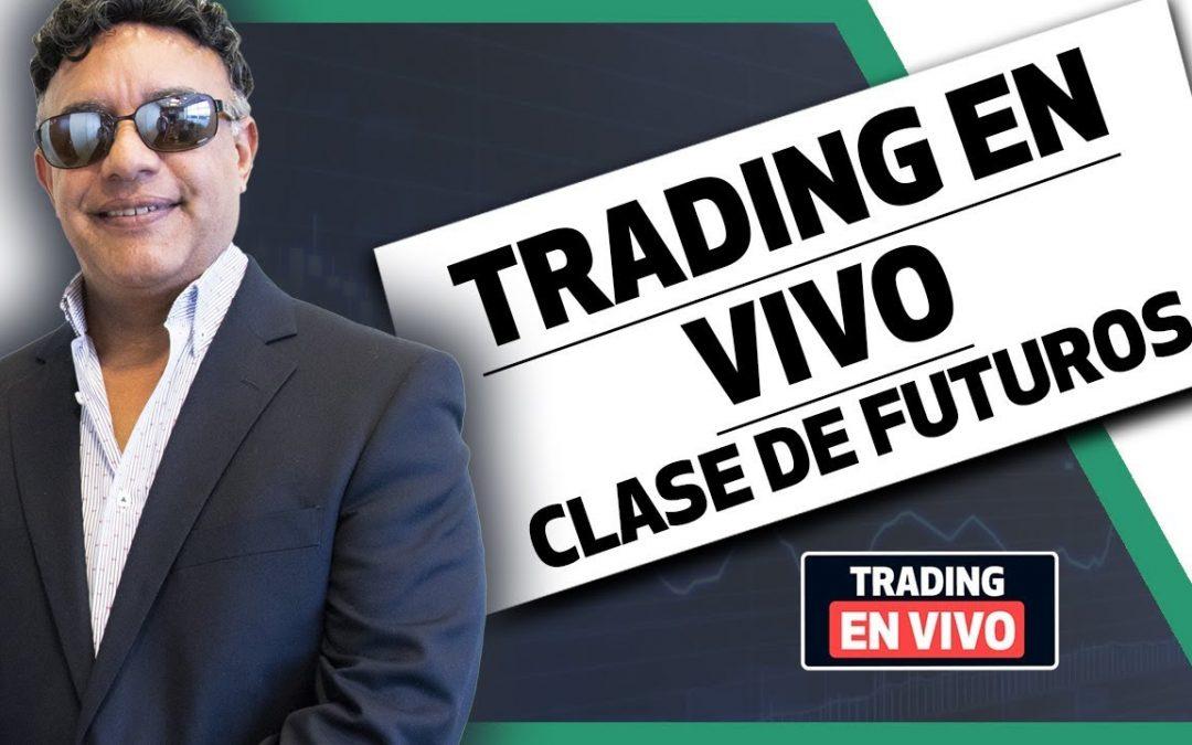 Trading en Vivo: Clase futuro del S&P 500