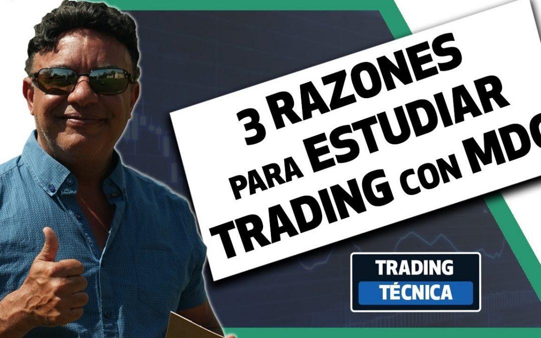3 razones para aprender trading con MDC Trading Academy