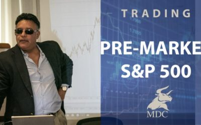 Market easing off all time and trying to establish a solid support… Manny D Cabrera