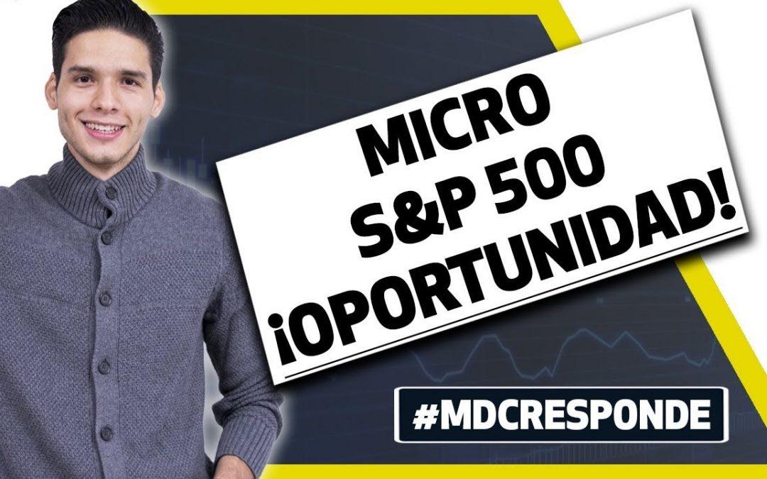 Micro E-mini Futuros: Trading en vivo con poco dinero