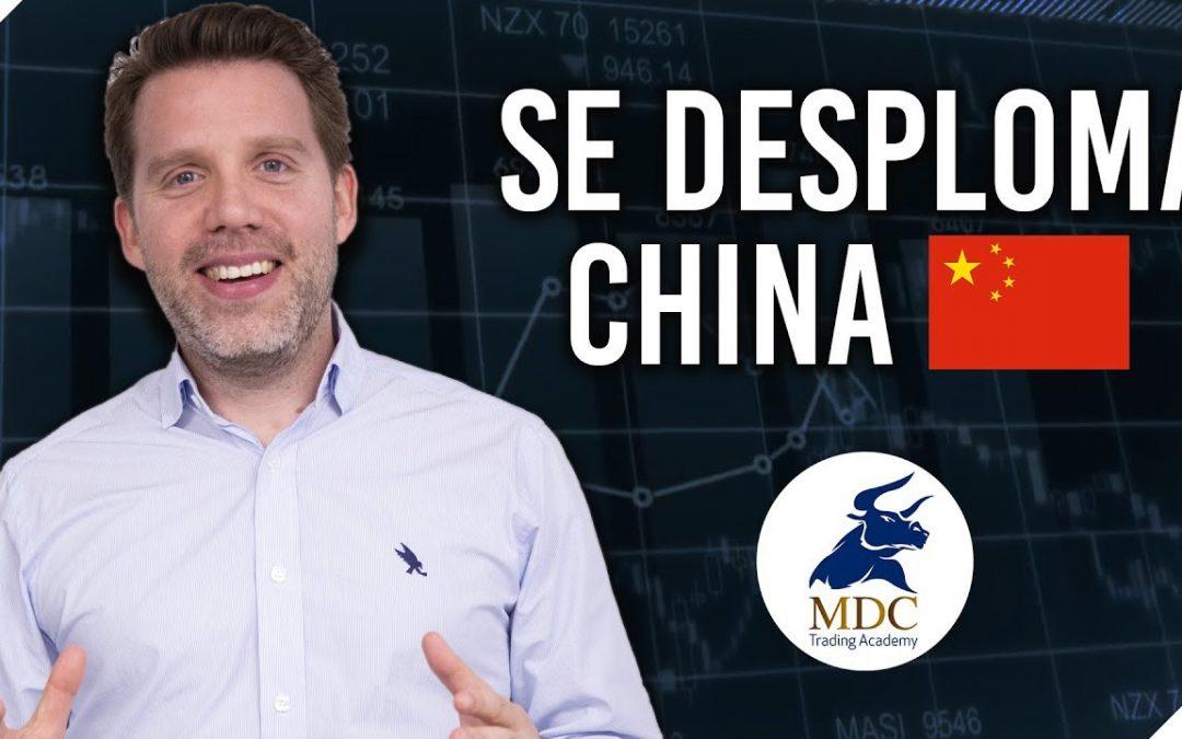Fuerte caída en China | Tradingview