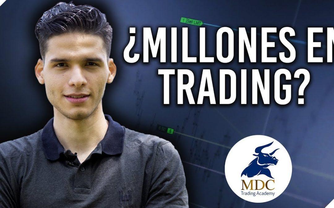 ¿Qué necesitas para ganar millones en Trading?