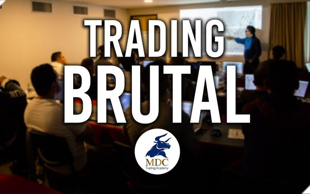 Trading BRUTAL | una semana con traders profesionales de MDC