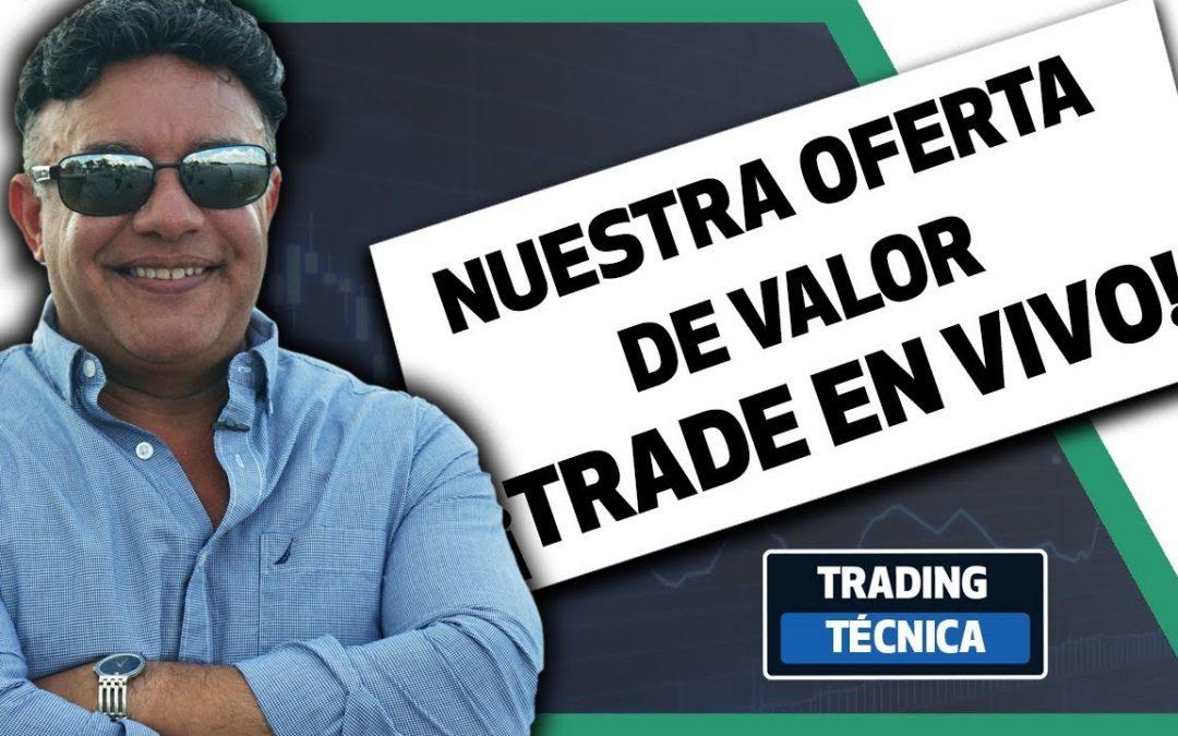 Trading en vivo: Lo más importante / MDC Trading Academy
