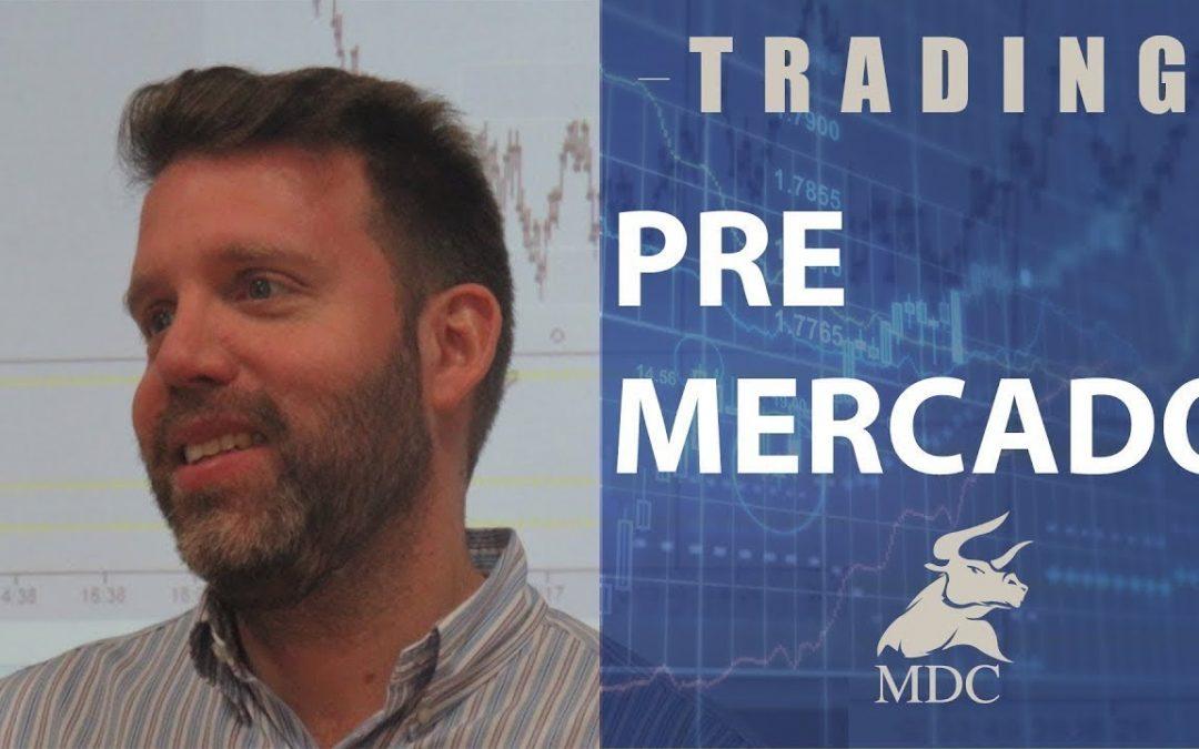 Seguimos en mercados lentos pero seguros análisis del premercado por Dany Perez Trader
