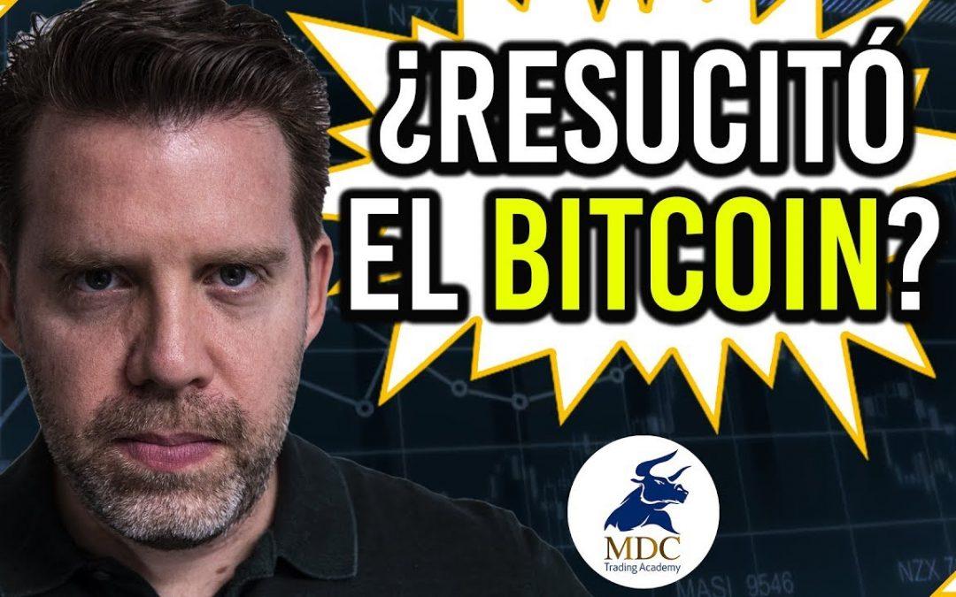 ¿RESUCITÓ el Bitcoin?   ¿Cómo hacer DINERO con la guerra comercial? TradingView