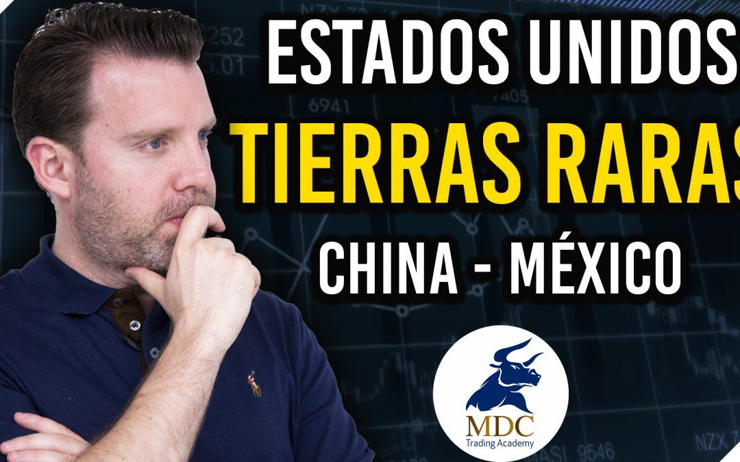 LAS TARIFAS A MÉXICO ¿EL NUEVO MURO? | ¿CONOCES LAS TIERRAS RARAS?