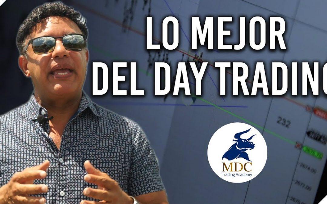 Lo mejor del day trading / Manny Cabrera