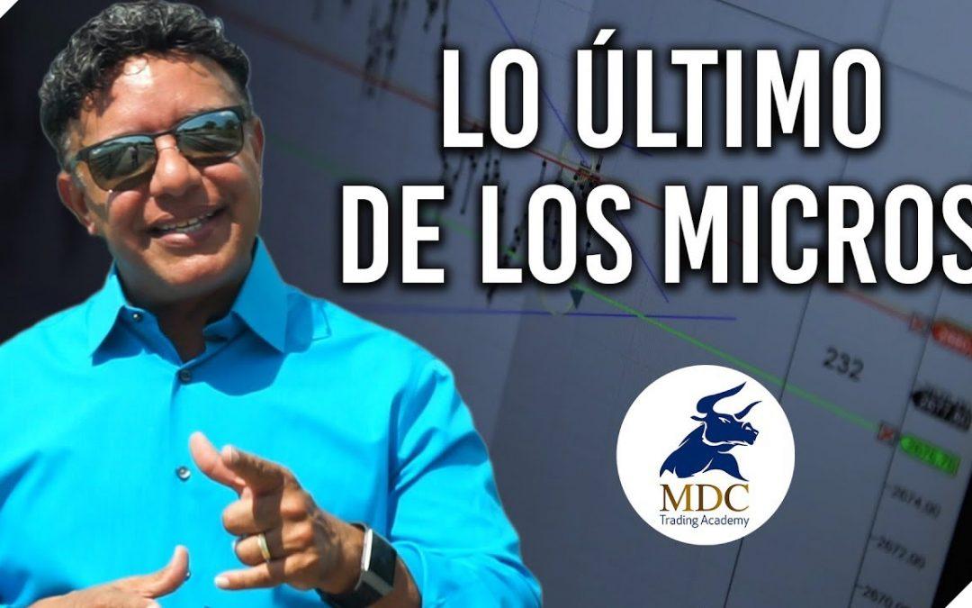 Últimas noticias Microfuturos / Manny Cabrera