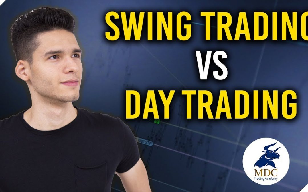 Day Trading vs Swing Trading para Independencia Económica