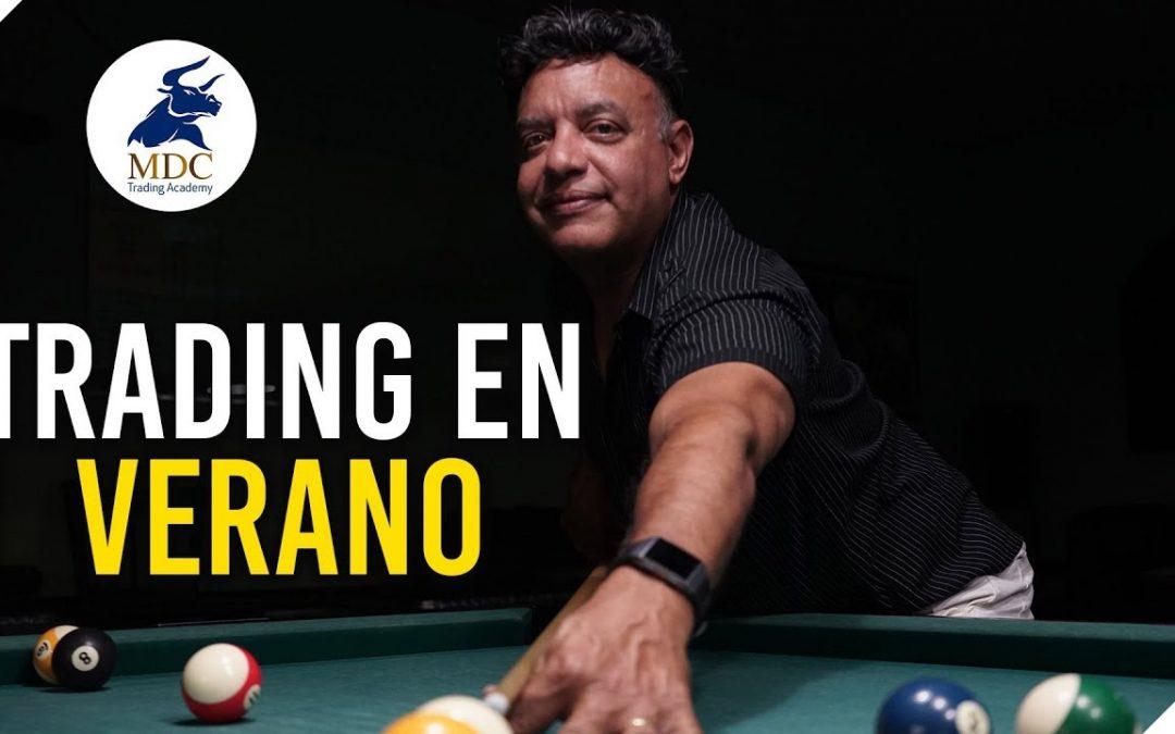 ¿Hacer trading en mercados de bajo volumen? | Manny Cabrera Trader