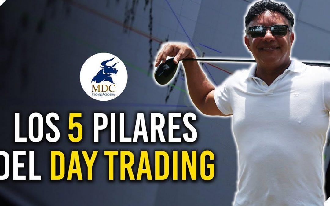 Los 5 pilares del DAYTRADING por Manny Cabrera Trader