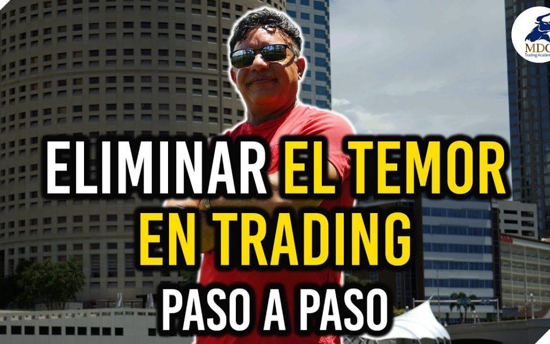 Paso a paso en vivo: Elimina el temor en el Trading | Manny Cabrera Trader
