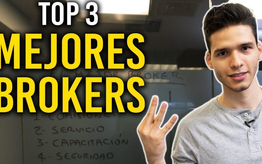 Top 3 mejores Brokers de Futuros / Sebastian Zuluaga