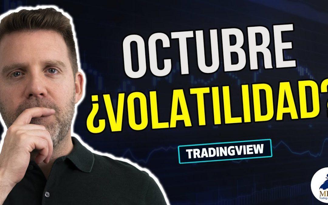 Octubre ¿Volatilidad increíble? Detrás del Impeachment a Trump. Tradingview por Dany Perez Trader