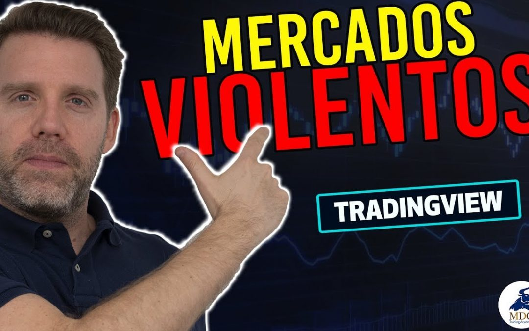 ¡Cuidado! Mercados violentos en la bolsa de valores ¿viene la próxima crisis? inversión y Trading