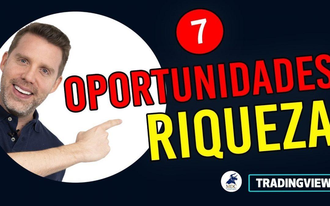 7 sectores que pueden GENERAR RIQUEZA y ÉXITO en el FUTURO Dany Perez Trader