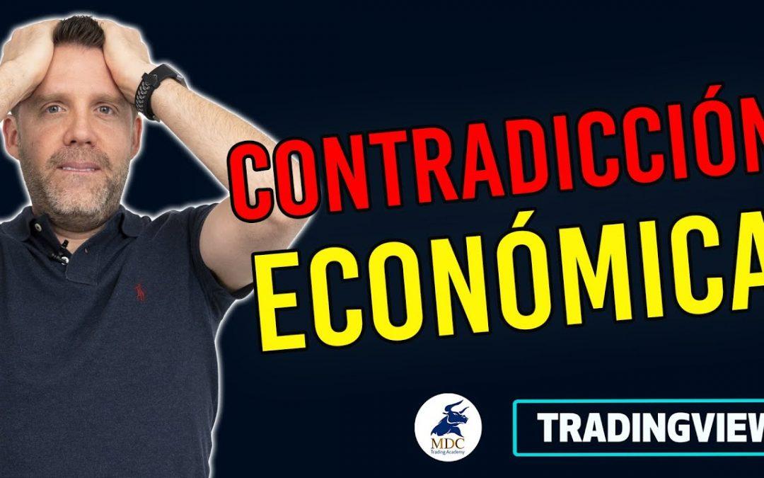 CONTRADICCIÓN ECONÓMICA Debes estar PREPARADO NUEVOS PRECIOS OBJETIVOS por Dany Perez Trader