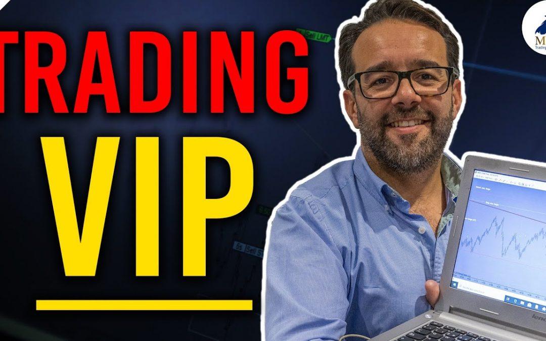 Entrenamiento VIP de Trading: Tú, Un Senior Trader y 5 días intensivos frente a frente