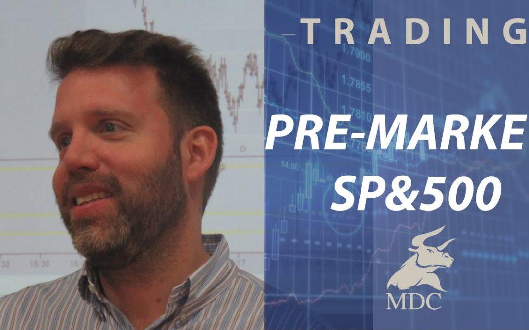 El mercado infectado por el VIRUS Análisis para hoy premercado por Dany Perez Trader