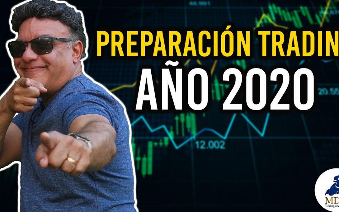La preparación de un trader profesional para el 2020