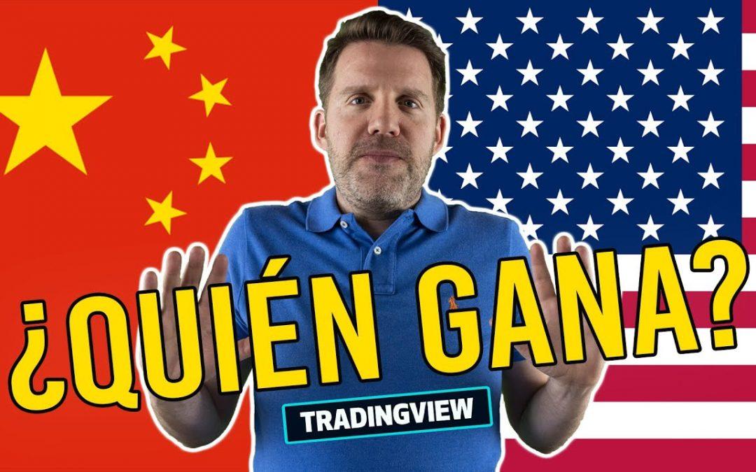 USA vs CHINA ¿quién GANÓ la GUERRA COMERCIAL? en su primera Fase – nuevos PRECIOS OBJETIVOS TRADINGVIEW por Dany Perez Trader