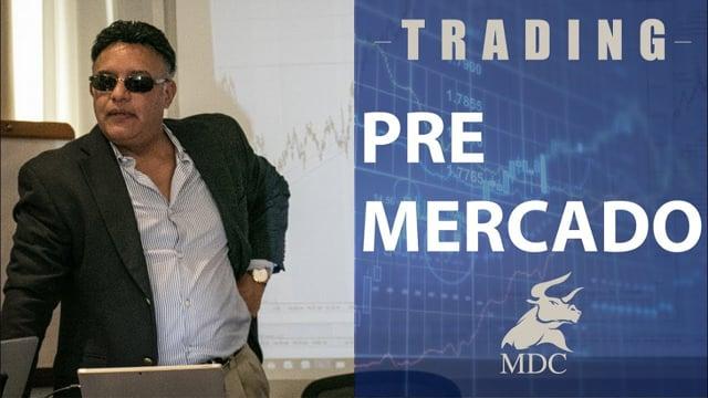 El volumen y la volatilidad continúan ofreciendo excelentes. Manny D Cabrera