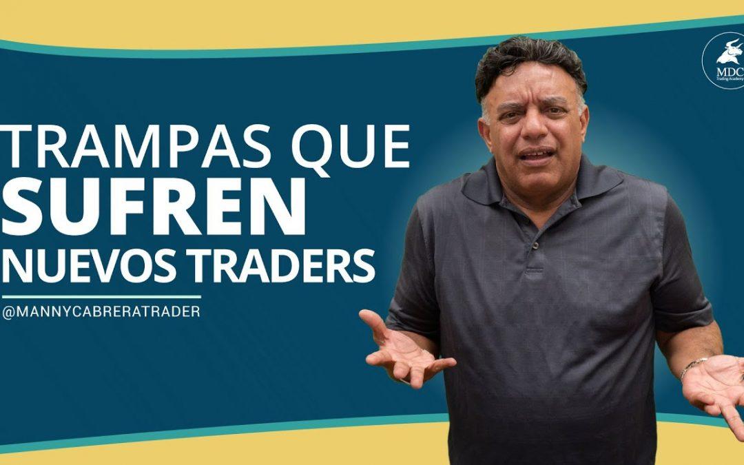 Cuidado con estas trampas en el trading para novatos