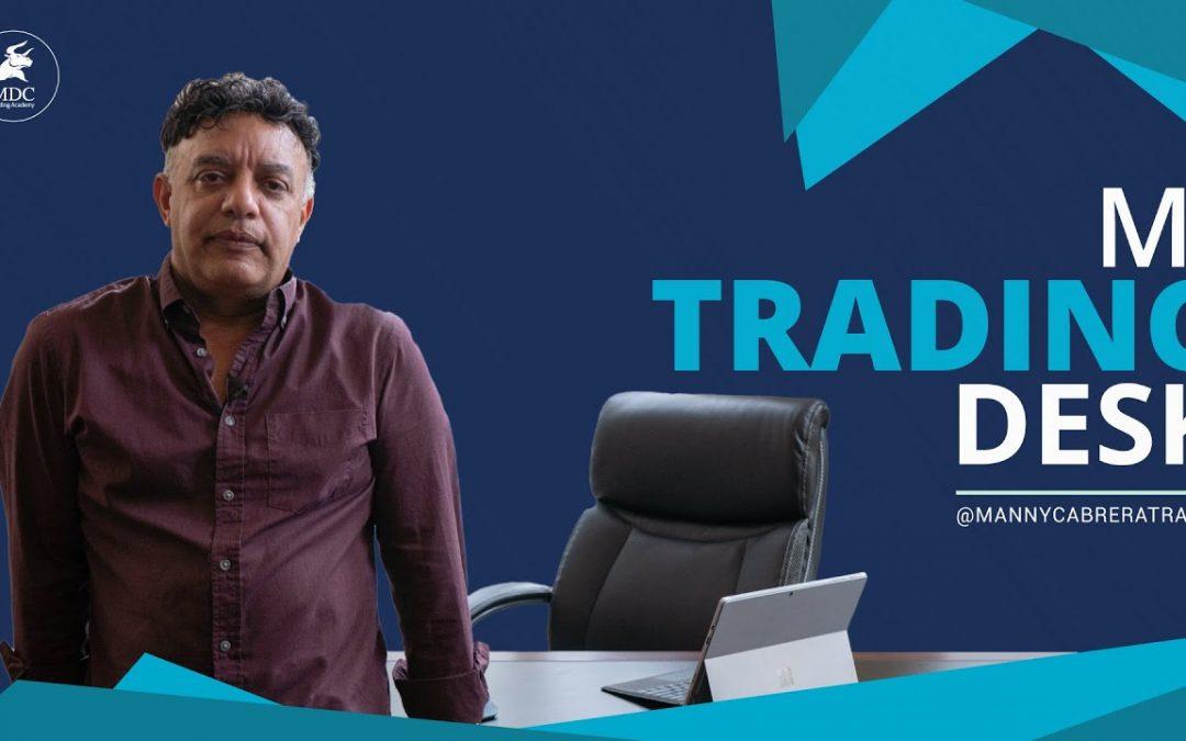 Tu espacio de Trading 🤯: Lo que tienes que tener | Manny Cabrera Trader