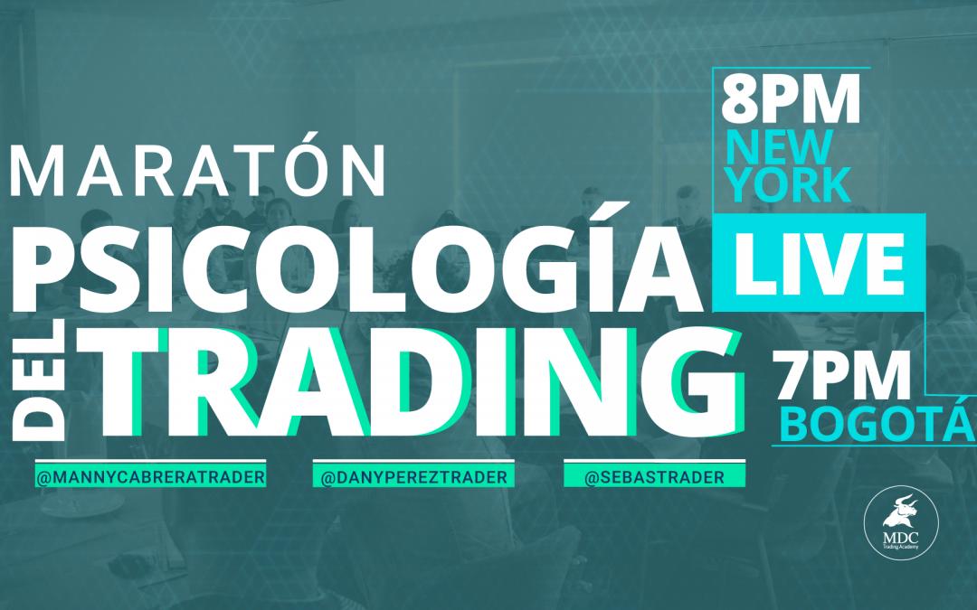 Psicología del trading: aprende en cuarentena