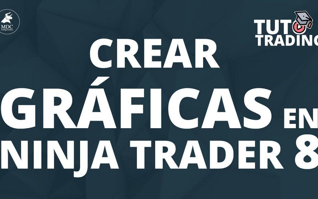Gráficas Ticks Ninja Trader 8: Te enseño a Crear gráficas