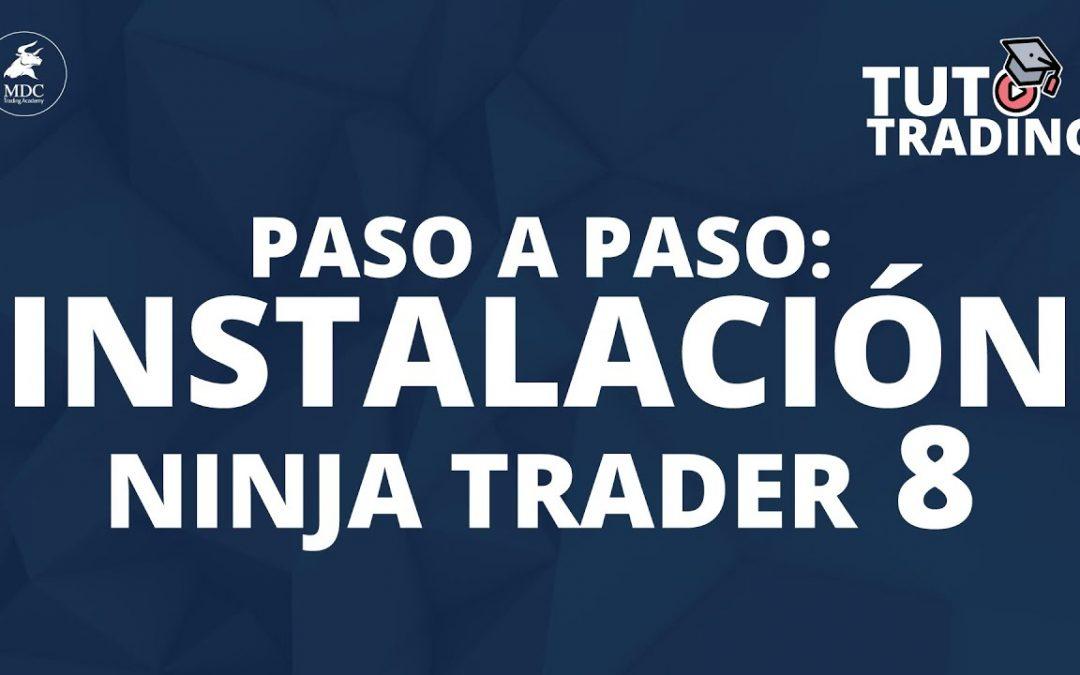 Tutoriales de trading: instalación de Ninja Trader 8
