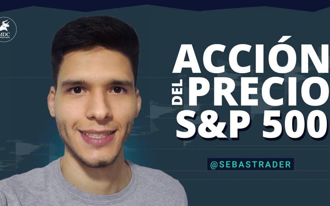 Acción del precio y volumen S&P 500 | Junio 2020